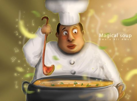 the magical soup by omnia2012