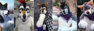 Tes Fursuit Evolution [Updated] by Tsebresos