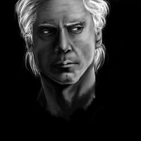WIP - Same- Raoul Silva's part by M-Asami-the-szilf