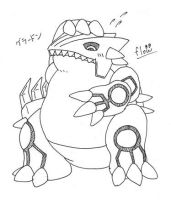GROUDON by Aoth