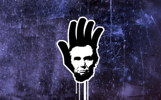 Abrahand Lincoln by arthurreeder