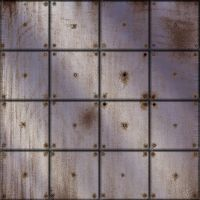 Terran Rusted Plates by GreenTiger