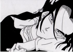 Android 17, relaxed by Kyokyogirl