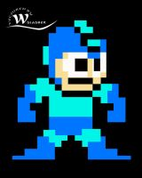 Rockman - 8 Bit by Wslasher