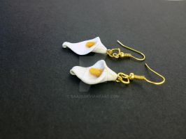 Calla Lily Twins by saaio
