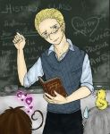 History Teacher (Ludwig APH) Colored by patty110692