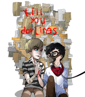 kill your darlings by ren-danny