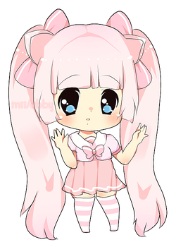 Chibi Miimii by lummina