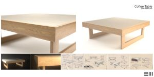 Coffee Table by ethan-