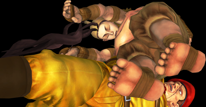 Ibuki Secured 5 by FallenParty