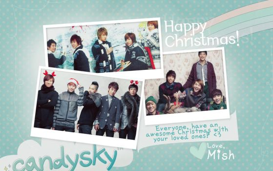 Happy Christmas 2010 by mish18