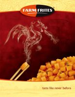 Farmfrites: Dragon ad by marwael