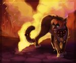 Flameo, Hotman by OrcaOwl