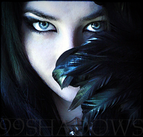 Raven by 99shadows