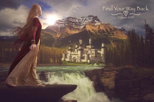 Find Your Way Back by MataHari22