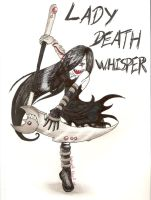 Lady Death Whipser by PhantomeDiclonius