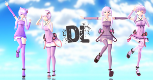 .: Little Pose Pack DL 9 :. by Duekko