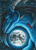 ACEO for Exi by Dragarta