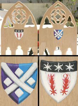 Arms painting on chair backs by WorldsEdge