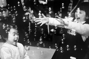 bubble dance by bcharles