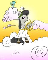 Octavia - the Ponyess of Music by TwiddleChimp