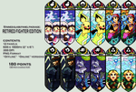 Panel Package - Retired Fighter Edition by Quas-quas