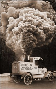 Todhunter and Sons Mobile Crematory... by BeastWorx
