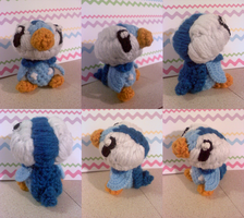 Piplup Amigurumi by TheHarley