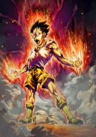 GON Power Mode by marvelmania