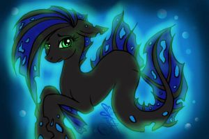 Midnight Fall DTA entre by Edlynette