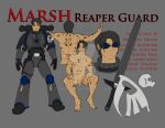 Brother Marsh Character Sheet by Ryuyujin