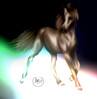 Horse 02 by Kali15