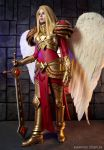 Kayle - League of Legends by Kinpatsu-Cosplay