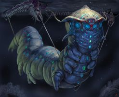 Jewelled-Matriarch-final by Davesrightmind