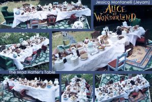 The Mad Hatter's Table - Views by Jeyam-PClay