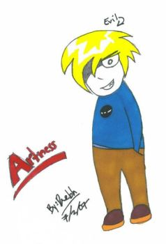 Artness Fanart by Rebh