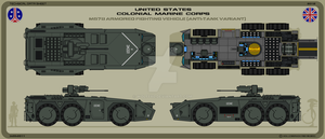 USCMC M578 AFV-AT by Wolff60