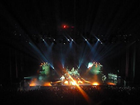 concert Apocalyptyca in Moscow by Ovallesy