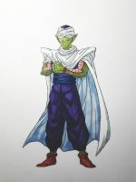 Teen Piccolo by uchihadauksa