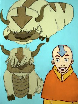Avatar by Ninetynineprobs