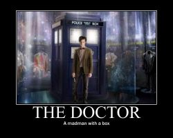 The Doctor by Samuraicore