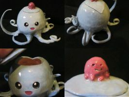 Octopus Sugar-er by illegalcreativity