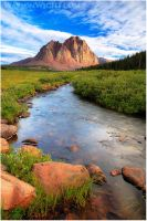 The Uintas in Summer by tourofnature
