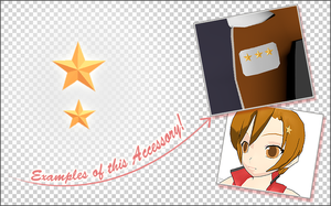 Stars for MMD (Download) by Winter-Leaves
