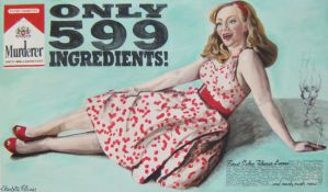 ONLY 599 INGREDIENTS! by ArtbyCharlotte