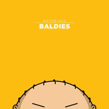 Notorious Baldies - Stewie by MrPeruca