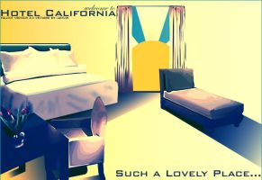 Hotel California by c4it1in