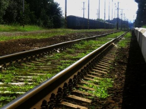 curved rails by mighq