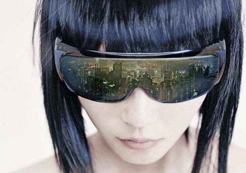 GHOST IN THE SHELL Motoko by an09
