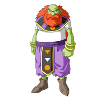 God Of Destruction Sidra - Universe 9 by SaoDVD